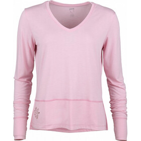 YORK Lilavati Top Manga Larga Mujer, rose